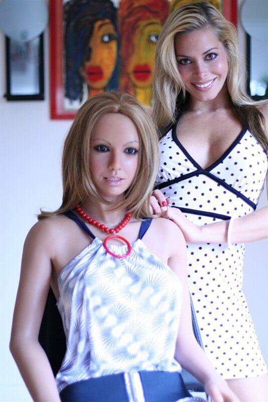 У продаж надійшли супернатуралістіческіе ляльки для дорослих. ВІДЕО
