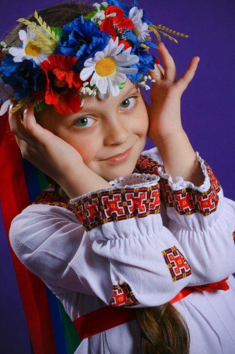 молодые украинки