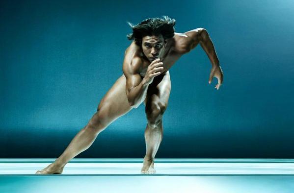 Полностью голые спортсменки фото видео27