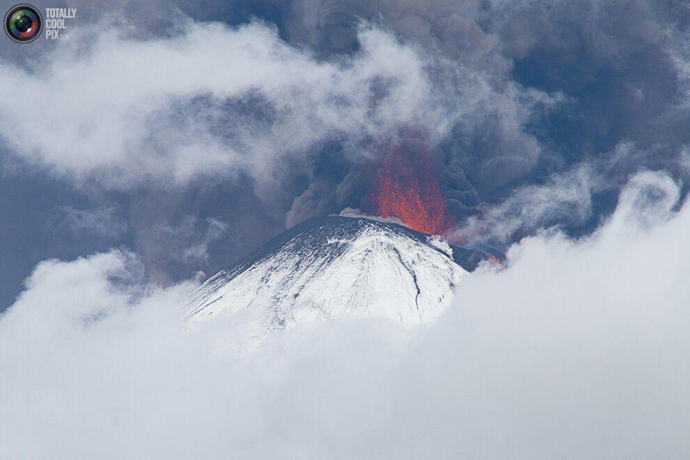 фото вулкана ампер инстаграм-аккаунте