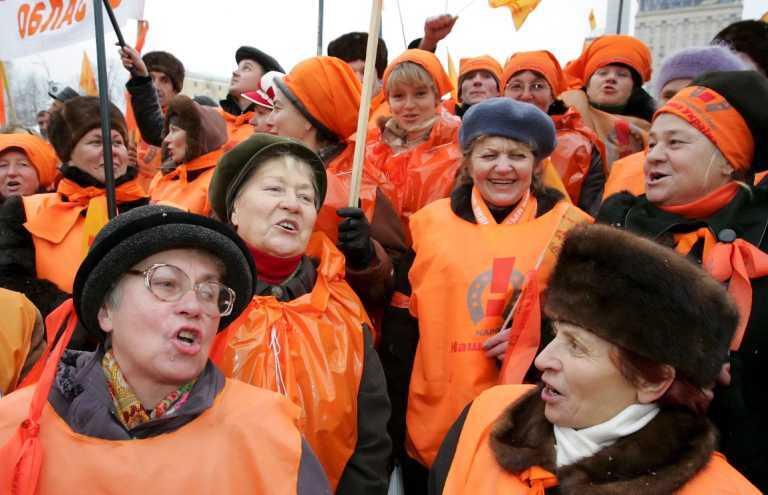 Майдан - 2004: как это было