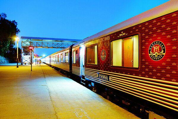 maharajas' express india a royal way