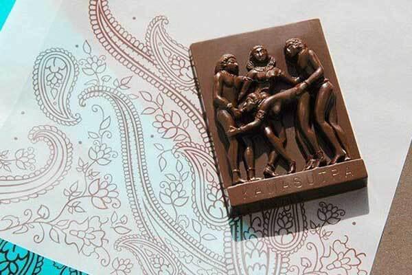 """""""Кама Сутра"""" в шоколаде. Фото"""