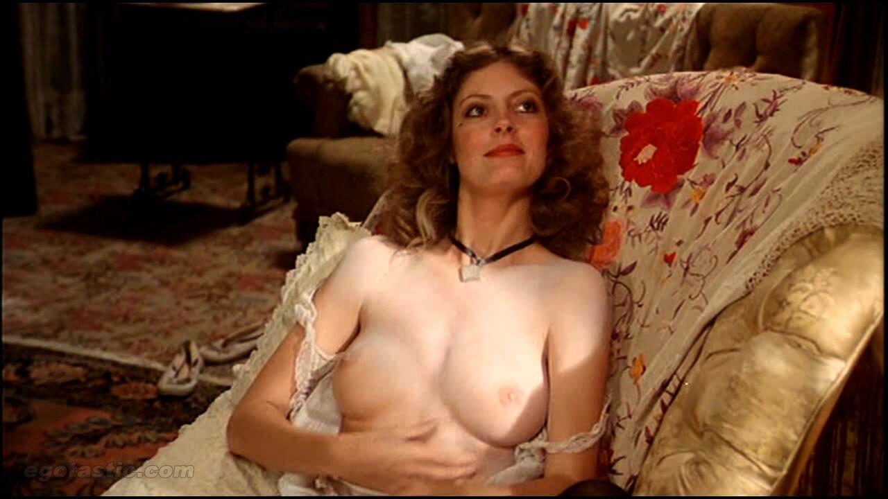 Susan saran nude