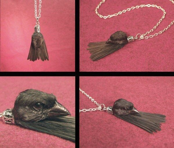"""""""Грінпіс"""" попереджає: оригінальні прикраси з болючих лапок і мертвих пташок. Фото"""