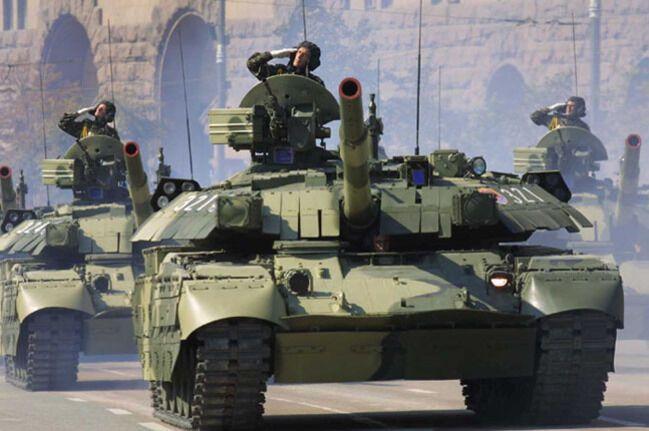 Военный парад 24 августа станет самым дорогим в истории Украины. Документ