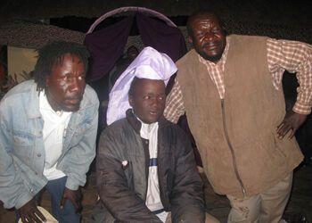 В Зимбабве выбрали самого уродливого мужчину. Фото