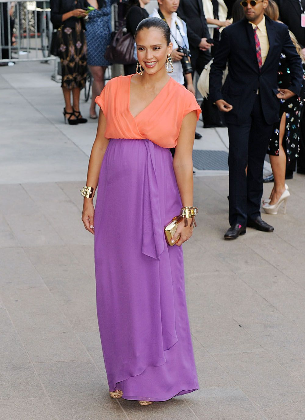 Jessica alba pregnant fashion 46