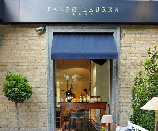 Впервые Ralph Lauren Home в Киеве