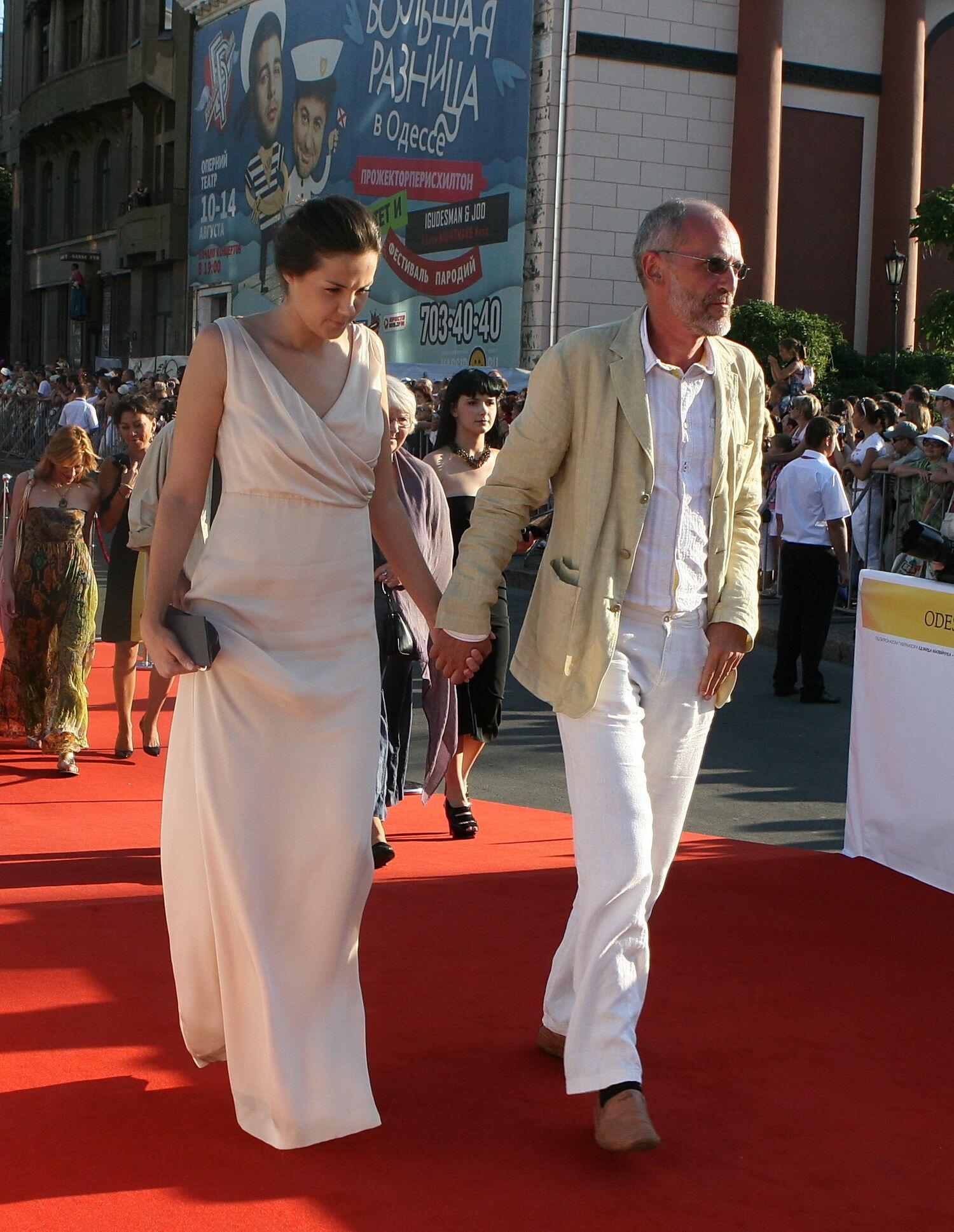 Закрытие Одесского кинофестиваля: красная дорожка