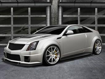 1000-сильный Cadillac Hennessey Performance получит 7ми-литровый двигатель V8