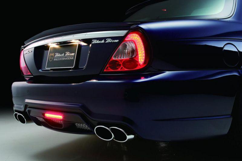 Свежий вид Jaguar XJ от Wald International