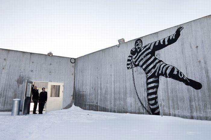 Роскошным условиям тюрьмы норвежского террориста позавидует 90% украинцев. Фото