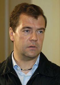 Раскрыт секрет постоянной бодрости Медведева. Фото