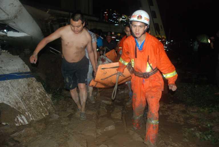 Названа причина ж / д катастрофи в Китаї, що забрала життя 39 людей