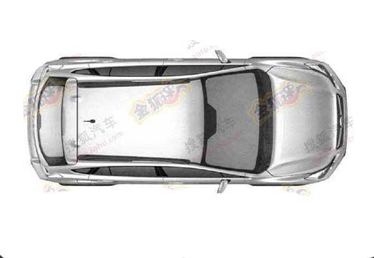 Появились изображения кузова «вседорожной» Subaru Impreza