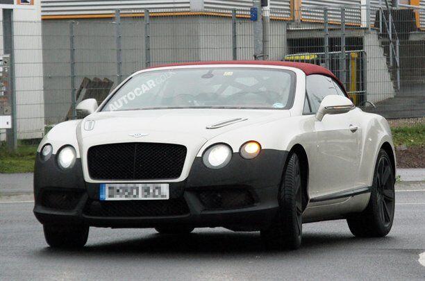 Bentley приступила к испытаниям нового V8 объемом четыре литра
