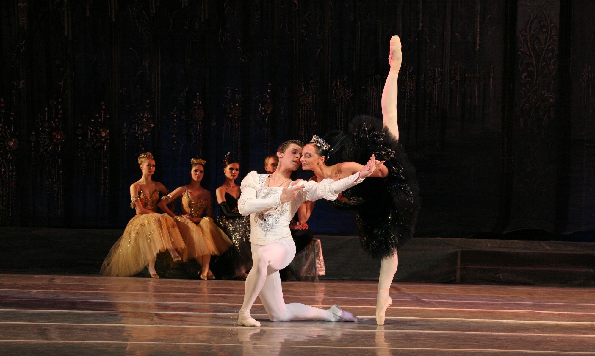 Балерина Христина Шишпор: слава Богу, я не в шоу-бізнесі!