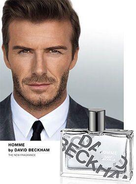 Бекхэм представил новый парфюм