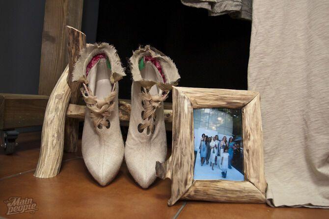 Иванова показала свою коллекцию