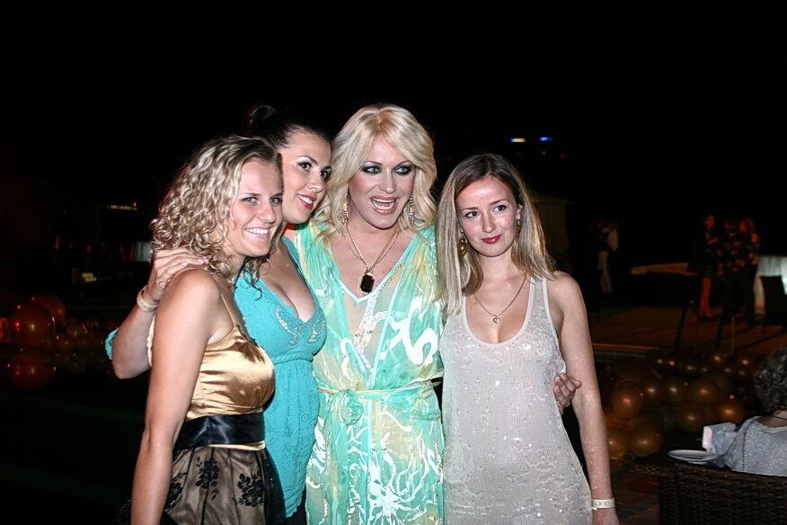 Вечеринка «Мисс пляж 2011» (фото)