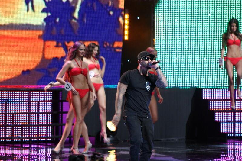 Самое интересное с конкурса Мисс Украина 2011