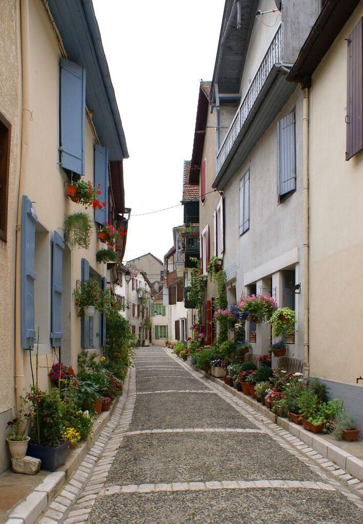 Атлантические Пиренеи. Франция