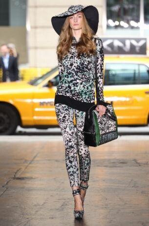 DKNY весна-лето 2012: модное лето в мегаполисе. Фото