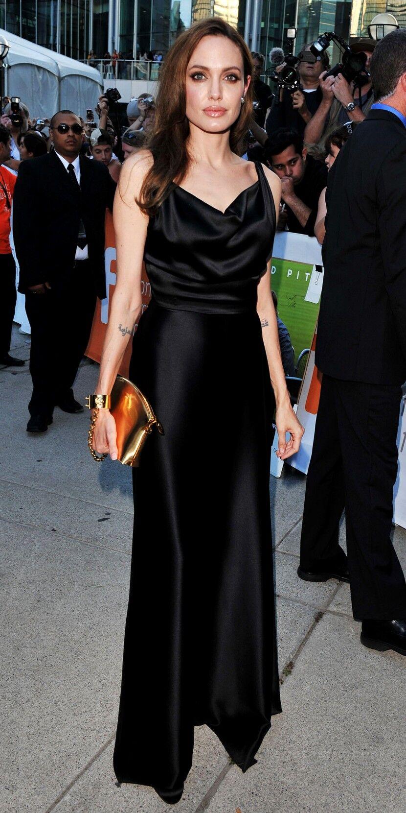 Анджелина Джоли и Меган Фокс: кто кого?