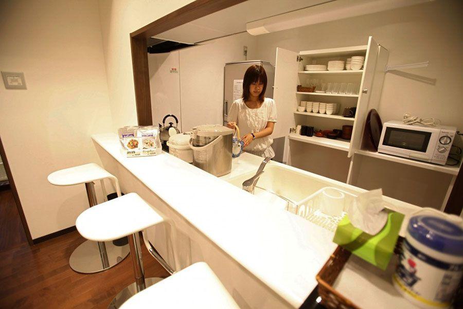 Готель для мертвих в Японії