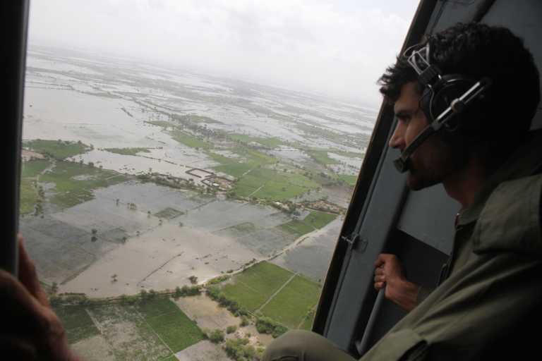 Повінь у Пакистані: без даху над головою залишилися мільйони чоловік. Фото
