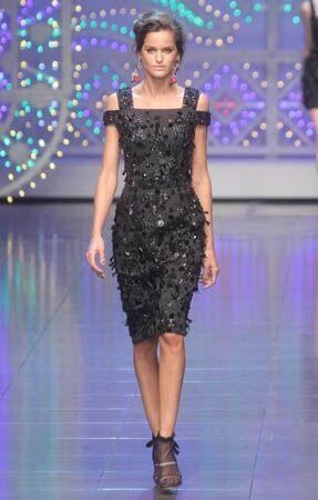 Dolce & Gabbana представила нову колекцію на тижні моди в Мілані