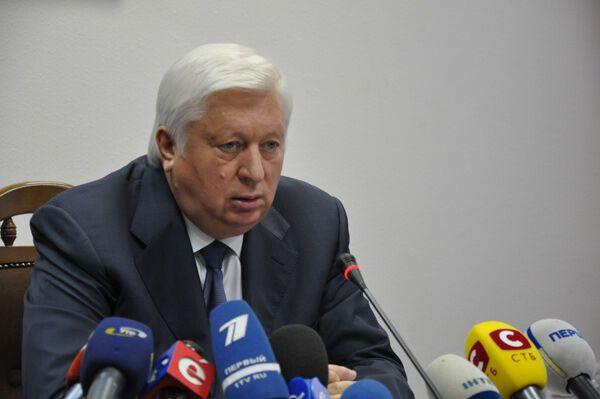 Губернатора Хмельницкой области обвиняют в коррупции