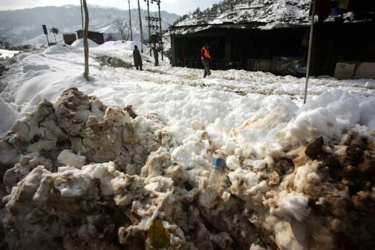 Аномальні холоди в Індії: загинули вже 139 осіб