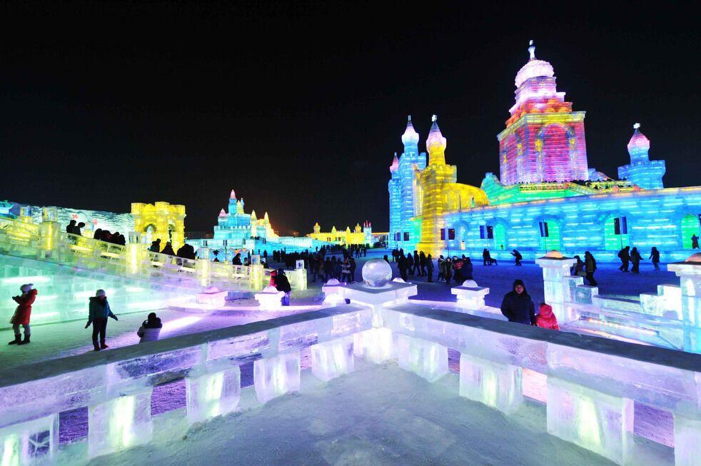 Фестиваль снігу і льоду в Харбіні