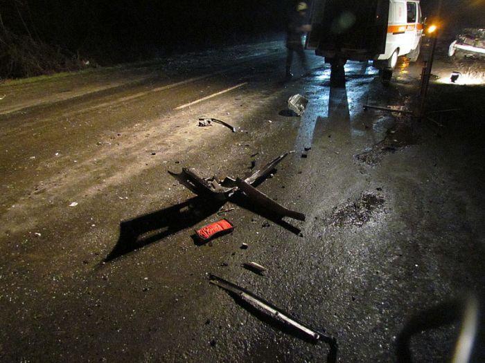 В ДТП под Мариуполем погиб милиционер