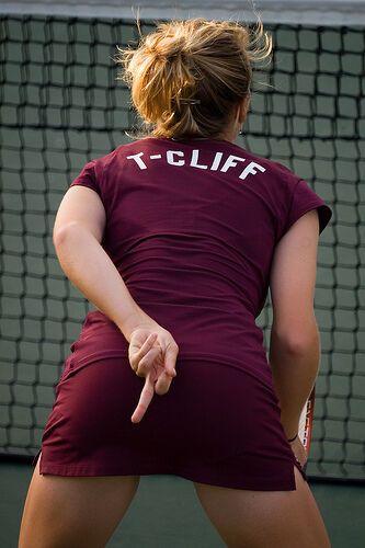 Tennis fucku