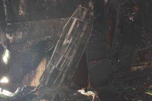 В Донецке во время пожара погибли две женщины