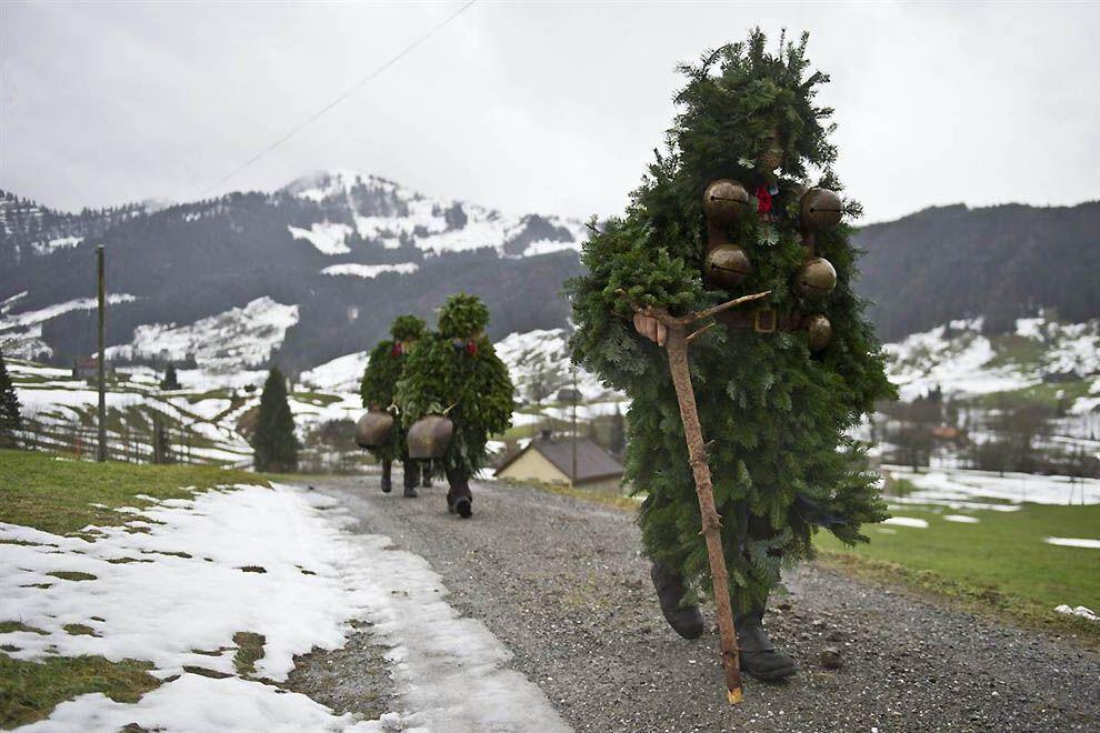 Новорічні традиції різних країн світу