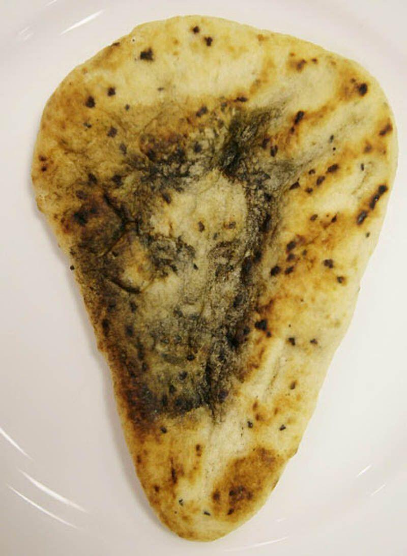 Образи Ісуса Христа та інших релігійних фігур в повсякденних речах