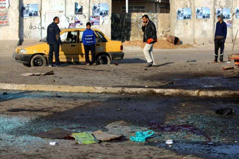 Число жертв вибухів в Іраку досягла 56 осіб, 130 поранені