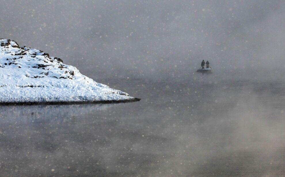 Підбірка зимових пейзажів із усього світу
