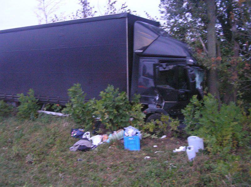 ДТП на Ривненщине: 2 человека погибли, 3 - травмированы