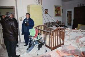 У Львові стався вибух у чотириповерховому житловому будинку