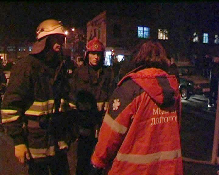 У Вінниці горіла дев'ятиповерхівка: евакуйовано 40 людей
