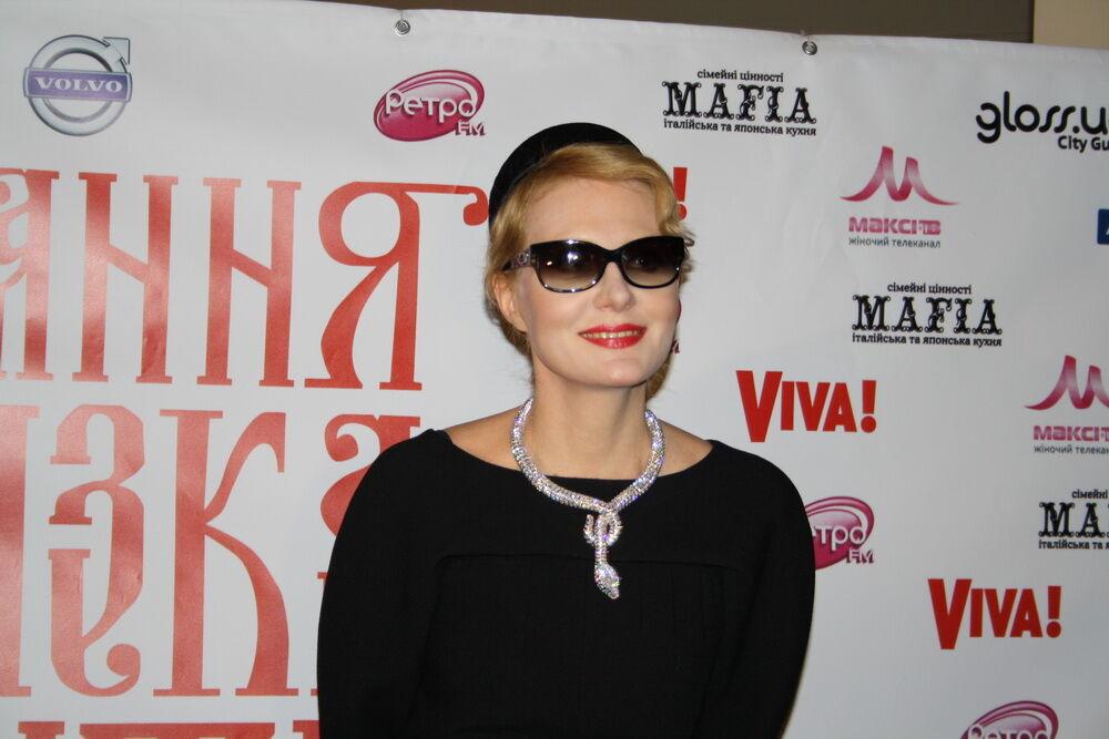 """Рената Литвинова: """"Это был смертельный эксперимент, но с ним покончено, как и с Маргаритами"""""""