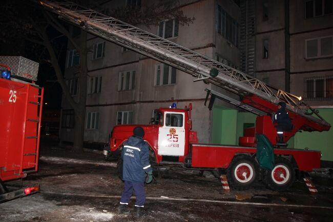 Через вибух газу в житловому будинку Харкова загинули 4 людини і 8 госпіталізовані