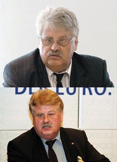 Евродепутат Эльмар Брок оскандалился в Украине по полной программе
