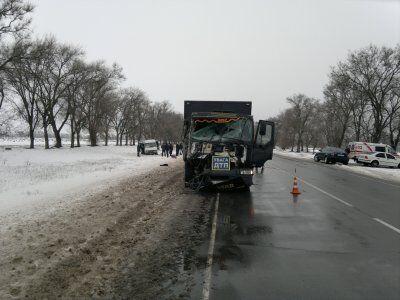 ДТП на Дніпропетровщині: міліція почала проводити перевірку