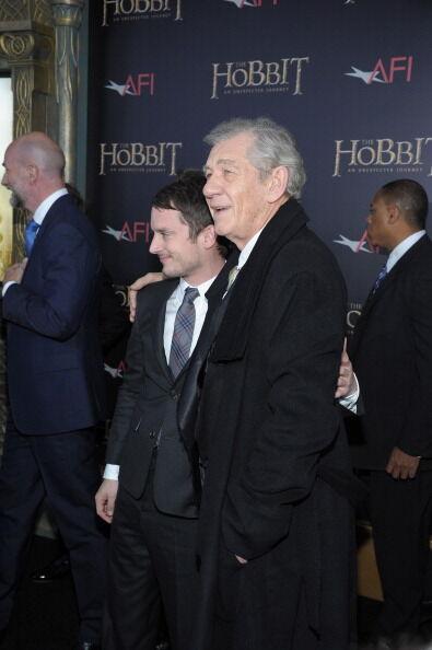 """""""Хоббит"""": премьера в Нью-Йорке"""
